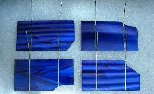 Солнечная батарея как сделать своими руками