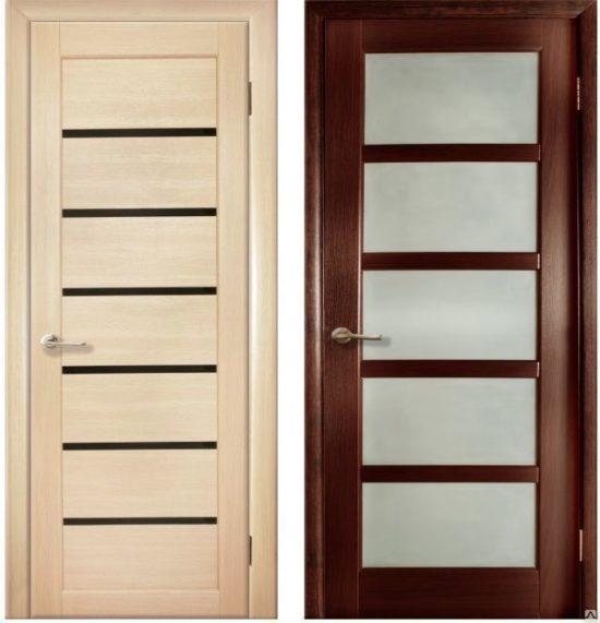 Двери из МДФ-ПВХ