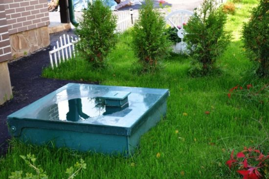 Автономные системы канализации