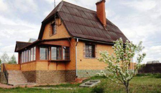 Коттеджи, дачные дома на горьковском шассе