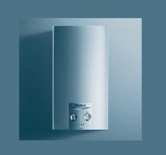 Газово-проточный водонагреватель