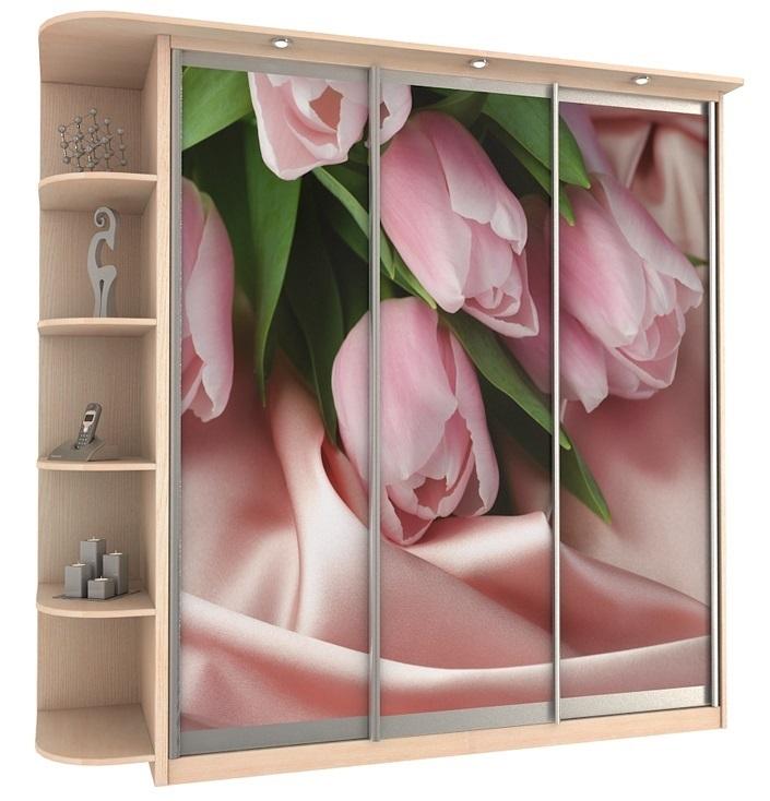 Фото цветов дляпечати на шкаф купе