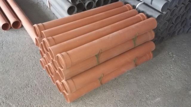 Трубы из немодернизированного поливинилхлорида