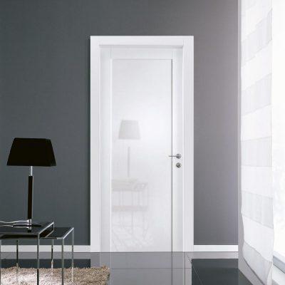 Дверь с эмалевым покрытием