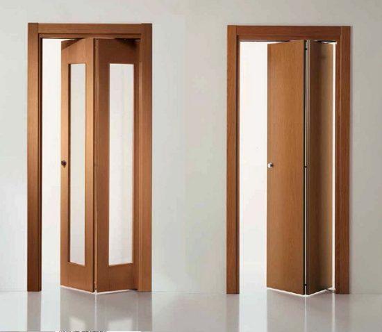 Раздвижная дверь гармошка